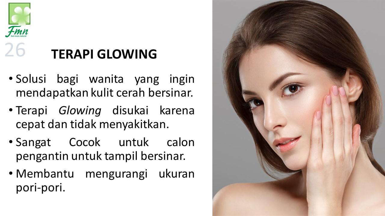 Terapi Glowing