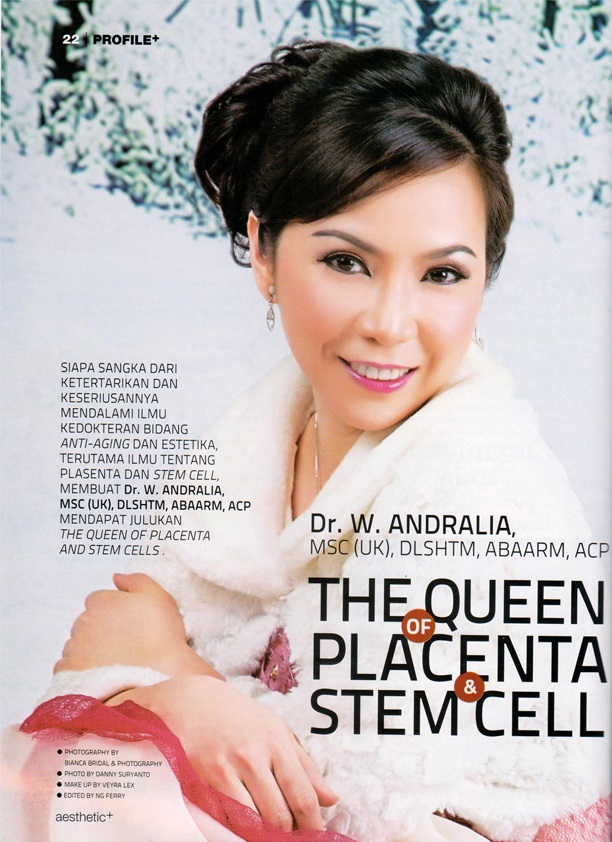 The Queen of Placenta & Stem Cell